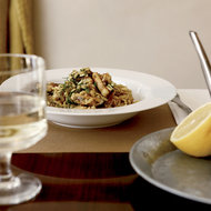 Food & Wine: Mussel-and-Squid Pilaf with Sweet Spices and Dill