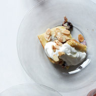 Food & Wine: Cherry-Almond Clafoutis