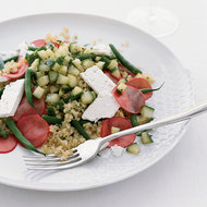 Food & Wine: Quinoa Salad with Pickled Radishes and Feta