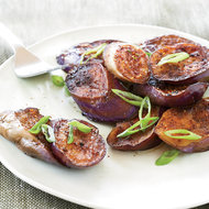 Food & Wine: Japanese Spiced Eggplant