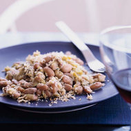 Food & Wine: Bean-and-Leek Cassoulet
