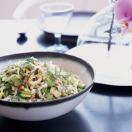 Food & Wine: Celery, Pear and Hazelnut Salad