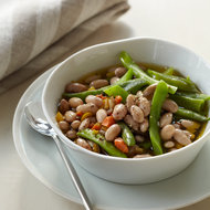 Food & Wine: Fresh Shell Bean Stew