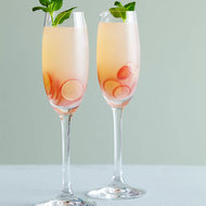 Food & Wine: Grape Sparklers
