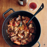 Food & Wine: Yucatán Pork Stew with Ancho Chiles and Lime Juice