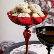 Food & Wine: Almond Cookies with Caramel Dipping Sauce