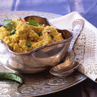Food & Wine: Spiced Millet Stew with Onions
