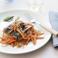 Food & Wine: Spanish Mackerel Escabèche