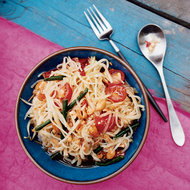 Food & Wine: Spicy Green Papaya Salad