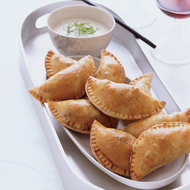 Food & Wine: Natchitoches Meat Pies with Spicy Buttermilk Dip