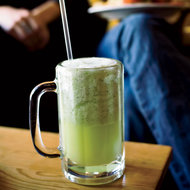 Food & Wine: Lime-and-Cucumber Frappé
