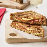 Food & Wine: Multigrain Grilled Cheese Sandwiches