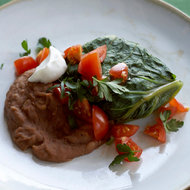 Food & Wine: Poblano-and-Cheese
