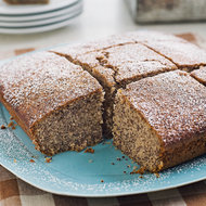 Food & Wine: Poppy Seed Cake