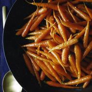 Food & Wine: Glazed Carrots with Cardamom and Ginger