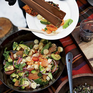 Food & Wine: Avocado, Grapefruit and Hearts of Palm Salad