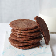 Food & Wine: Crispy Chocolate Cookies