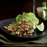 Food & Wine: Thai Ground Pork Salad
