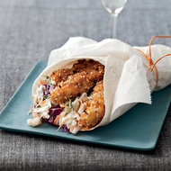Food & Wine: Hot-and-Crunchy Chicken Cones