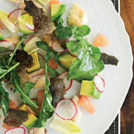 Food & Wine: Smoked-Trout Salad with Avocado and Grapefruit
