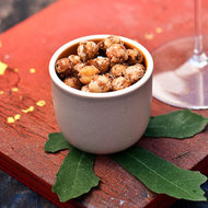 Food & Wine: Crispy Chickpeas