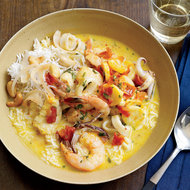 Food & Wine: Brazilian Seafood Soup (Moqueca)