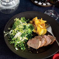 Food & Wine: Shaved Rutabagas with Butter and Black Pepper