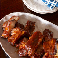 Food & Wine: Pincho Ribs with Sherry Glaze
