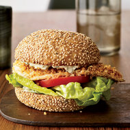 Food & Wine: Crispy Fish Sandwiches with Herb Remoulade