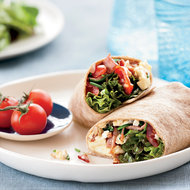 Food & Wine: Breakfast Burrito