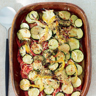 Food & Wine: Summer-Vegetable Casserole