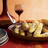 Food & Wine: Grilled Corn with Aleppo-Pepper Aioli