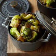 Food & Wine: Maple-Roasted Brussels Sprouts