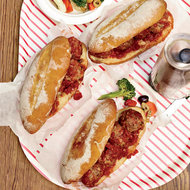 Food & Wine: Italian Subs