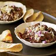 Food & Wine: Julie's Texas-Style Chili with Beer