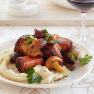 Food & Wine: Vegan Main Dishes