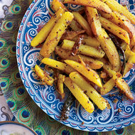 Food & Wine: Spiced Potatoes (Aloo Bhaji)