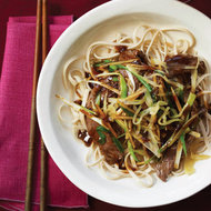 Food & Wine: Beef Stir-Fry with Fresh and Pickled Ginger