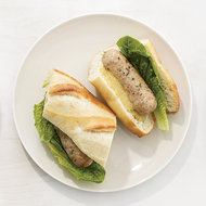 Food & Wine: Provençal-Style Chicken Sausage