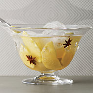 Food & Wine: Champagne Holiday Punch