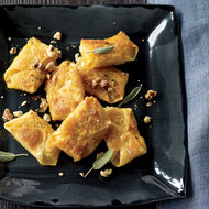 Food & Wine: Butternut-Squash-and-Sage Wontons