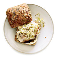 Food & Wine: Homemade Sauerkraut with Caraway and Apples