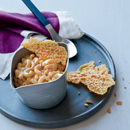 Food & Wine: Stovetop Mac and Cheese with Cheese Crisps
