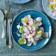 Food & Wine: Boston Lettuce and Radish Salad