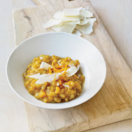Food & Wine: Braised Pine Nuts with Butternut Squash