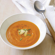 Food & Wine: Caramelized Carrot Soup