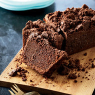 Food & Wine: Cocoa-Carrot Cake with Cocoa Crumble