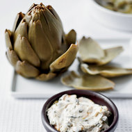Food & Wine: Artichokes with Smoked-Herb Mayonnaise