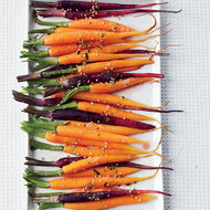 Food & Wine: Ginger-Lime Baby Carrots