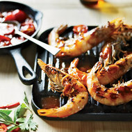 Food & Wine: Grilled Shrimp with Sweet Chile Sauce